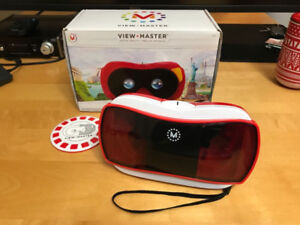 Viewmaster VR Smartphone Kit