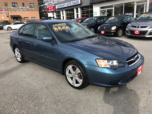 2005 Subaru Legacy SE AWD SEDAN...MINT CONDITION, ONLY $4500.