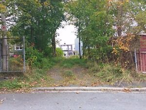 VACANT LOT WITH REAR ACCESS IN DOWNTOWN ST. JOHN'S St. John's Newfoundland image 1