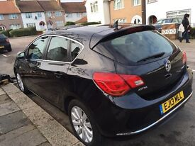 Vauxhall Astra 2013 13 reg 1.7 Diesel excellent condition like brand new!