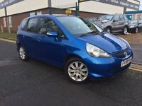 "HONDA JAZZ SE 1.4 """"58/09 PLATE ONE OWNER GREAT""""MPG""""5 DOOR HATCHBACK"