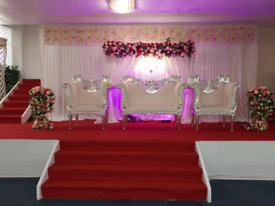 Wedding/Event Stage Decor,Chair Covers,Centrepieces 07846194010
