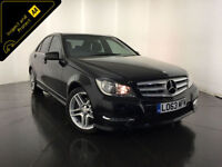 2013 63 MERCEDES-BENZ C250 AMG SPORT CDI 1 OWNER SERVICE HISTORY FINANCE PX
