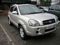 2007 Hyundai Tucson 2.0CRTD ( 4WD ) Limited * EXCELLENT EXAMPLE * LEATHER *