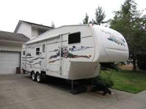 RV 5th Wheel