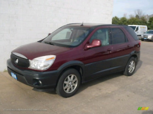 Buick rendezvous make an offer
