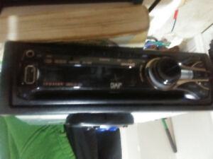 JVC Arsenal car stereo