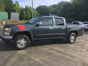 2007 Chevrolet Colorado LT  CREW 4WD CERTIFIED!! REDUCED