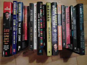 Lot of Non-Fiction Books