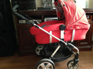 DISNEY MICKEY MOUSE I'COO STROLLER