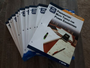 NEW - Part A 4th Class Power Engineering Textbooks, Edition 3