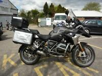 BMW R1200GS Exclusive 17/17reg Immaculate with luggage