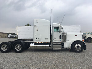 2005 Peterbilt 379 and 2005 East 48ft. Flatbed
