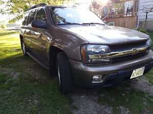 2003 Chevrolet Trailblazer EXT LT SUV, Crossover