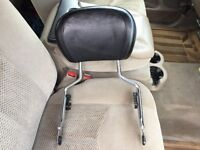 Harley Davidson Backrests and other accessories