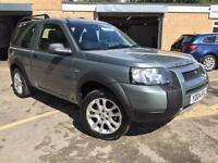 2004/04 LAND ROVER FREELANDER 2.0TD4 AUTO 2004MY SE