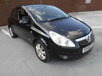 (58) 2008 Vauxhall/Opel Corsa 1.3CDTi 16v Design ONLY £30 ROAD TAX