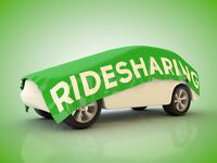 EVERYDAY RIDES AVAILABLE TO TORONTO !!!