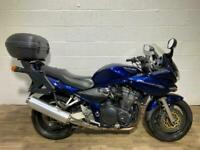 Suzuki GSF1200 bandit 1200 2001 1 owner from new long mot rides great top box