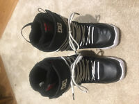 DC Shoes Phase Snowboard Boots, Size 8, LIKE NEW
