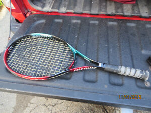 **REDUCED PRICE**  HEAD OVERSIZE TENNIS RAQUET London Ontario image 1
