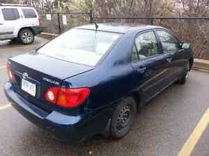 Toyota corolla 2003  Kitchener / Waterloo Kitchener Area image 5