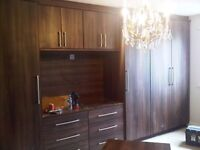 SPN CABINETS LTD: FITTED BEDROOM, KITCHEN, STUDY ROOM AND LIVING ROOM FURNITURE