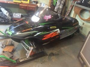 Arctic Cat ZL 600