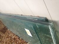 Glass for deck or greenhouse