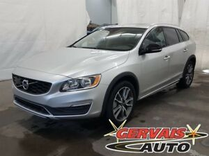 Volvo V60 Cross Country T5 AWD GPS Cuir Toit Ouvrant MAGS 2017