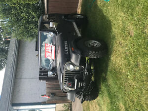 1985 Jeep Other Black Other