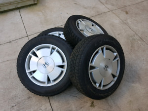 Weathermaxx Tires and Honda Rims