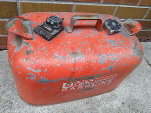 Gas Tanks: Johnson/Evinrude/OMC and Mercury