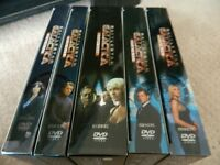Battlestar Galactica - Seasons 2, 3, 4