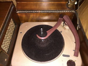 Record Player Turntable Seabreeze model 560