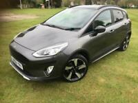 2018 Ford Fiesta ACTIVE B AND O PLAY Hatchback Petrol Manual