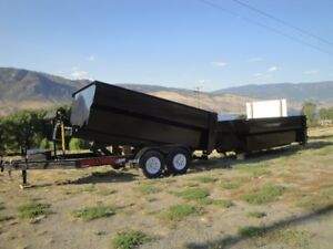 Roll Off Bin Trailer - Get it before your competition does!
