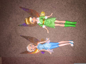 Tinker Bell & Periwinkle