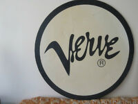LARGE VERVE WALL HANGING