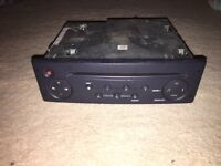 Renault Clio CD-Player/Stereo