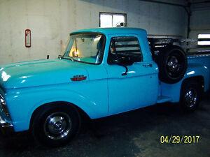 classic rare truck