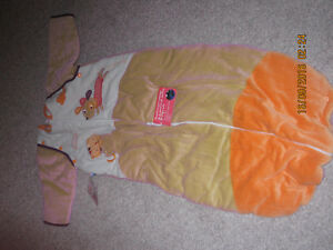 """sleeping bag"" for baby... turbulette"