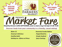 Market Fare Community Dinners