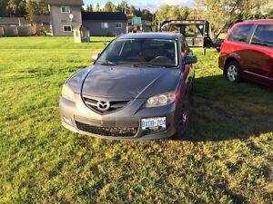 2007 Mazda 3  *Reduced*