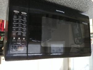 Inverter microwave