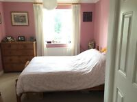 Double room to rent with ensuite and built in wardrobe
