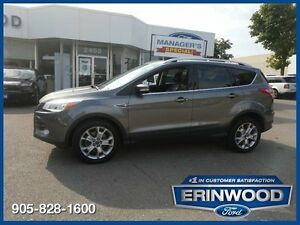 2014 Ford Escape TitaniumCPO 1.9%/12MO/20,000KM EXT WARR