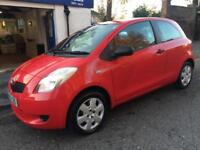 TOYOTA YARIS 1.0 VVT-i T2 3 DOOR ** 2006 **