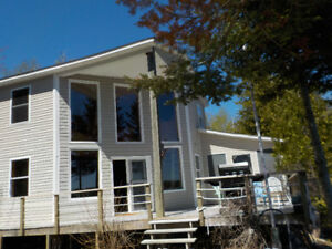 2 STOREY COTTAGE FOR RENT-25 MINUTES TO FREDERICTON--YOHO LAKE