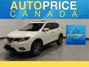 2015 Nissan Rogue SL|NAVI|LEATHER|MOONROOF